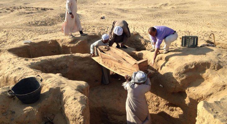 Старейшее поселение, когда-либо обнаруженное в Египте