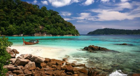 Южные острова Таиланда